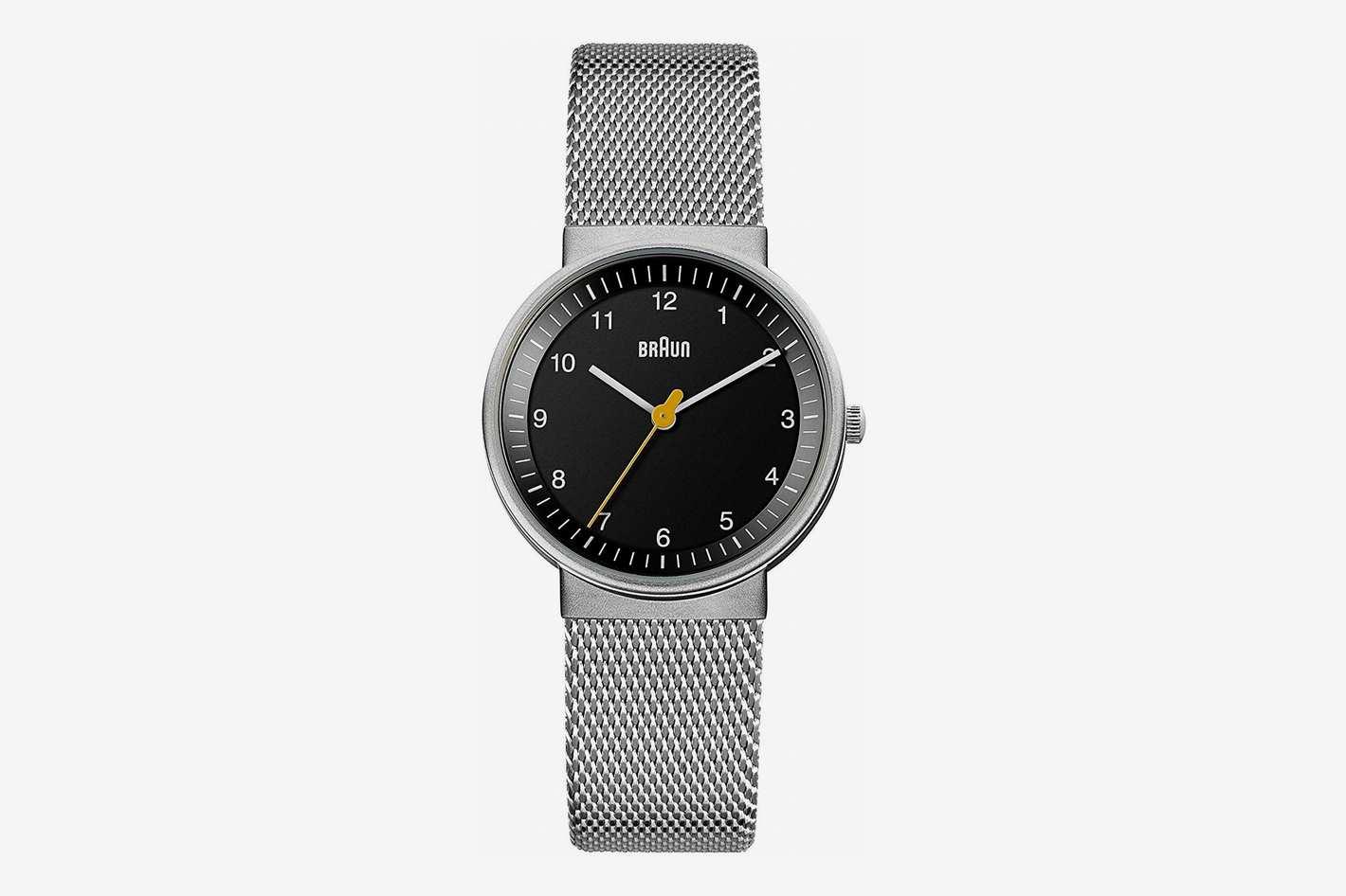 Braun Women's Three Hand Movement Quartz Watch
