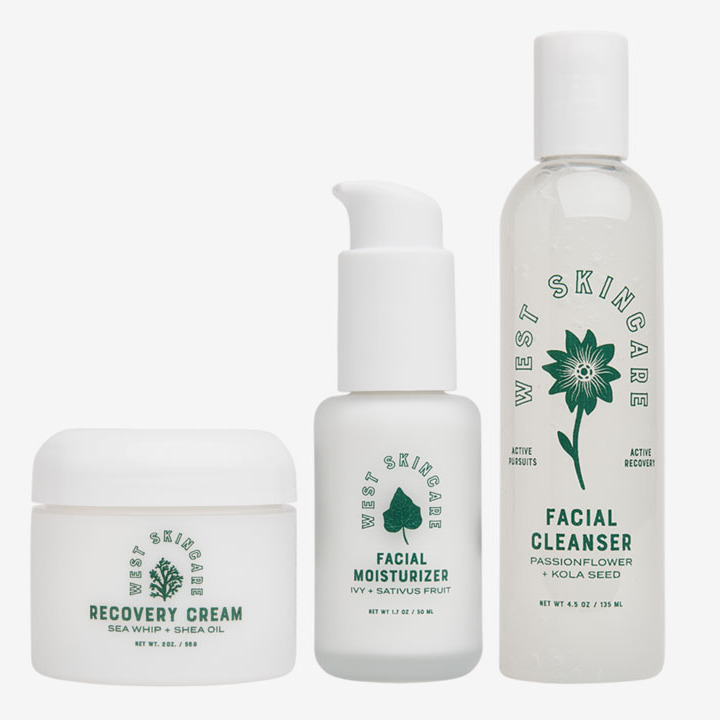West Skincare Core Collection
