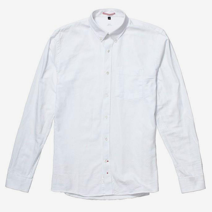 Apolis Washed Oxford Button Down