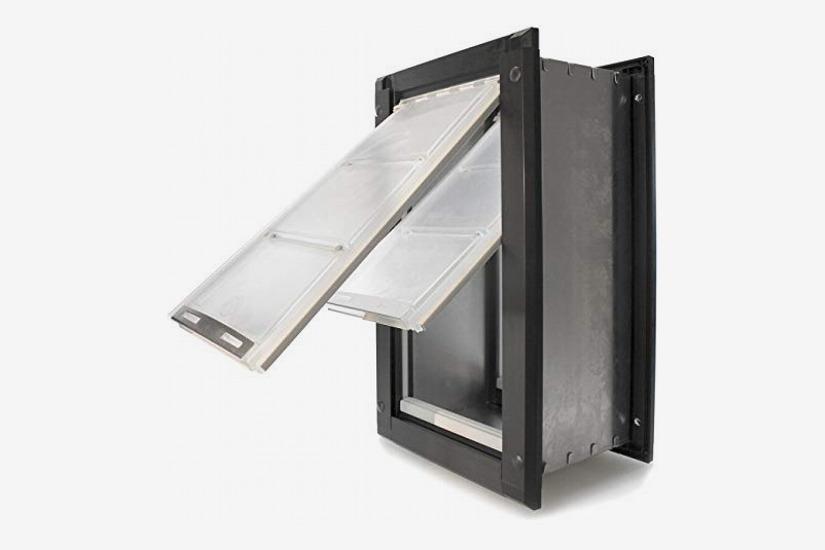 Endura Flap Double Flap Wall Mount Pet Door