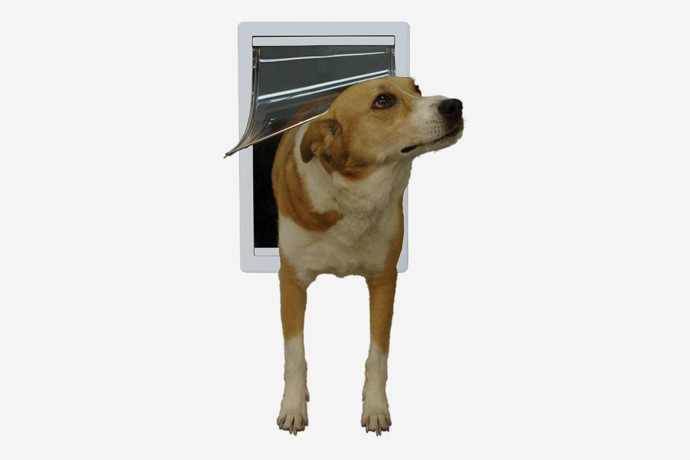 Ideal Pet Products Designer Series Plastic Pet Door Telescoping Frame