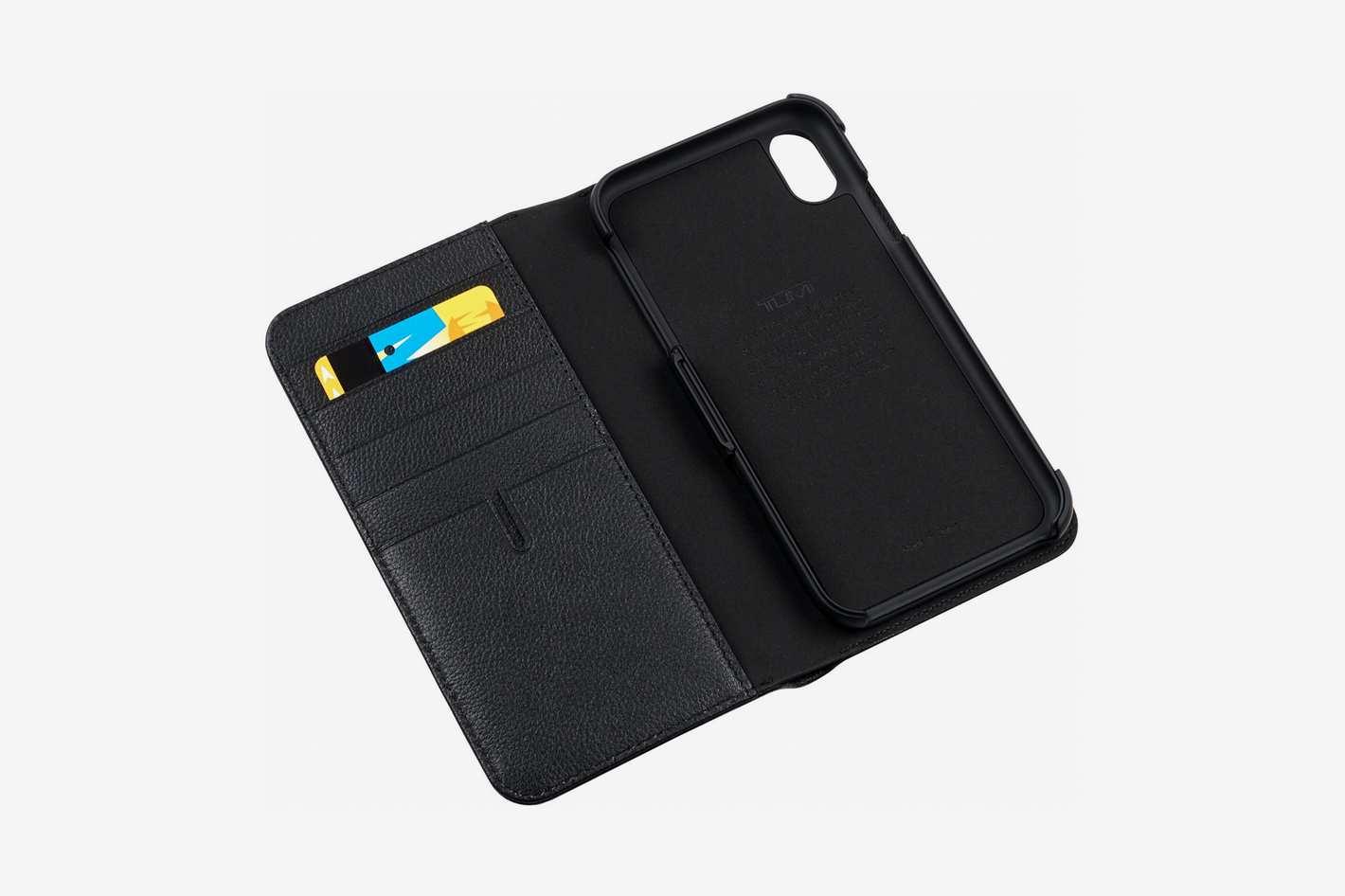 Tumi Wallet Folio iPhone XS/X