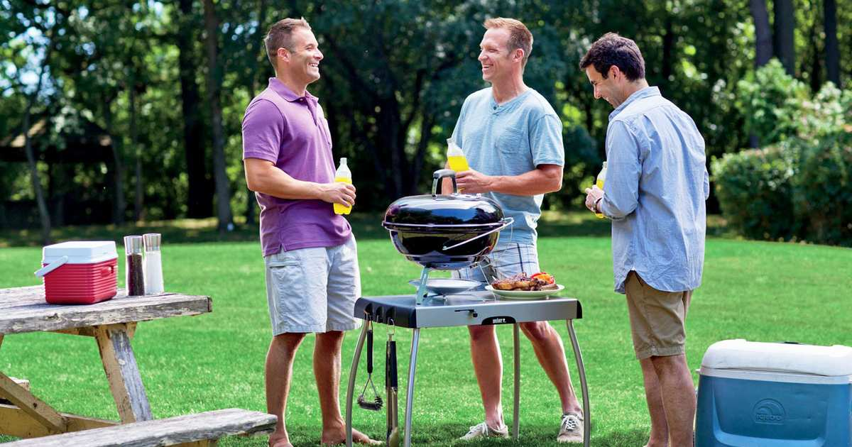 The Best Charcoal Grills on Amazon, According to Reviewers
