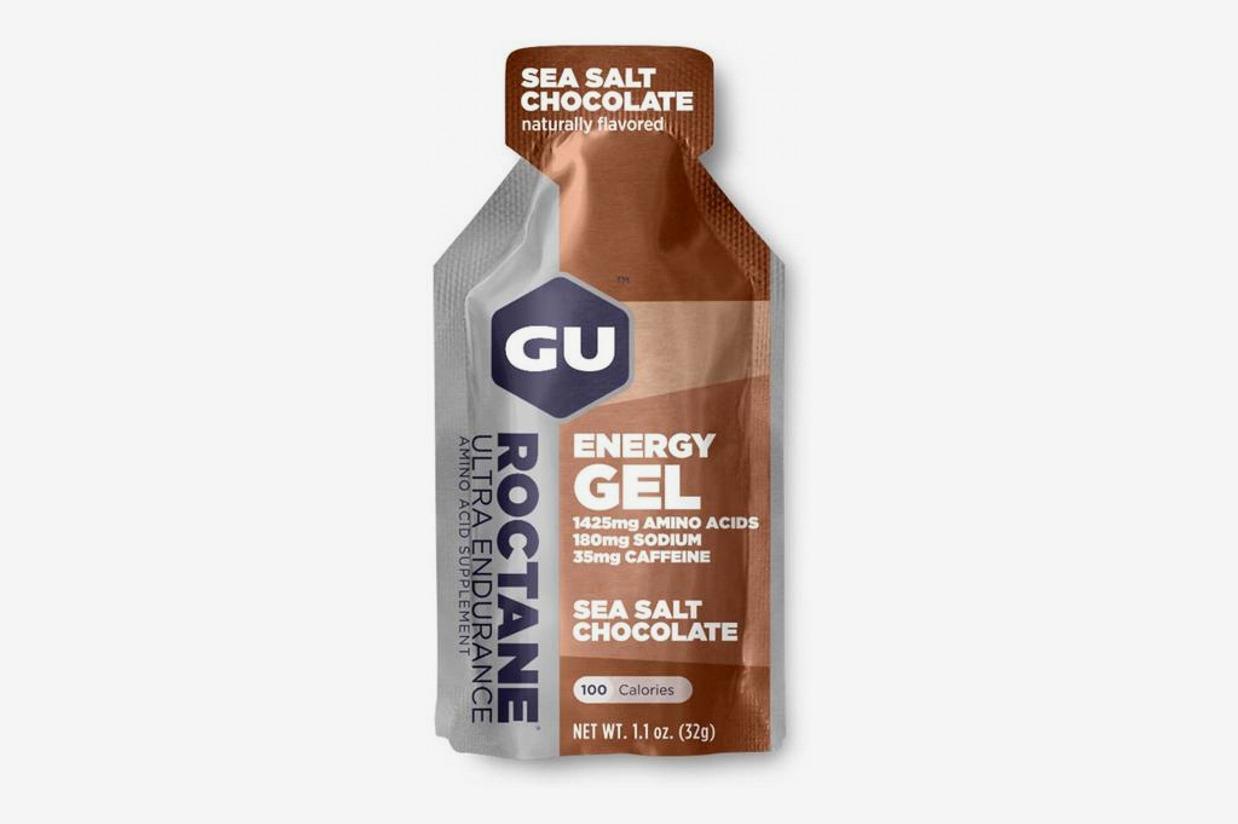 GU Roctane Sports Gel Sea Salt Chocolate