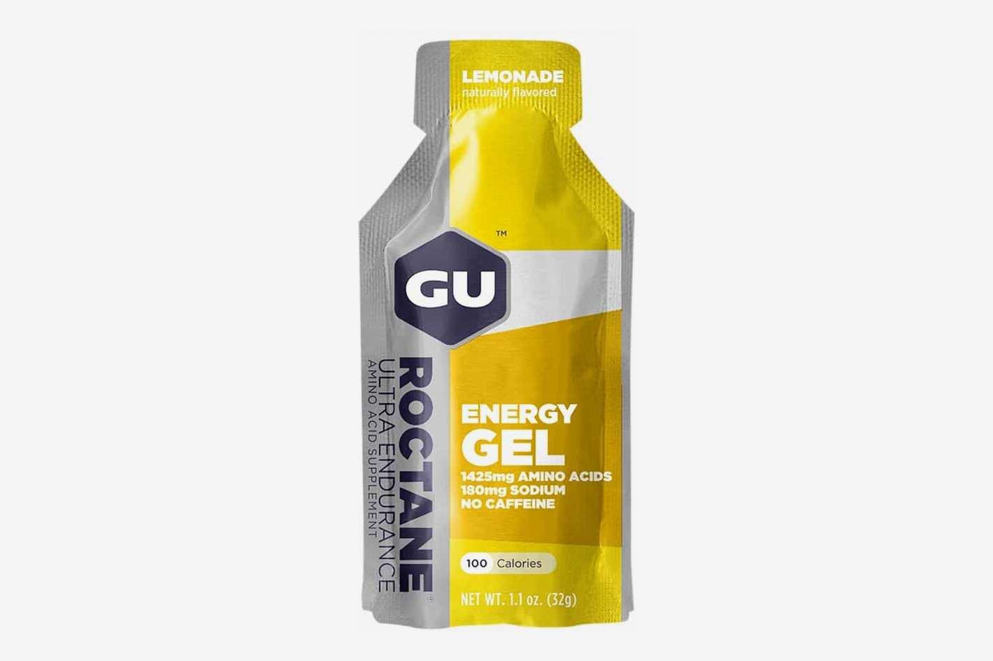 GU Roctane Sports Gel Lemonade