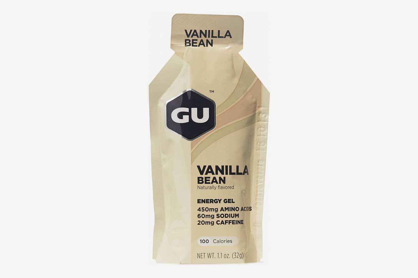 GU Energy Gel Vanilla Bean