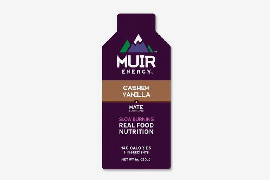 Muir Energy Gel Cashew Vanilla