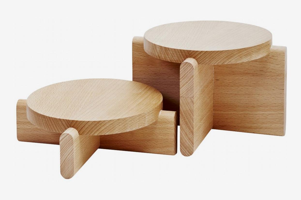 Areaware Pedestal Set