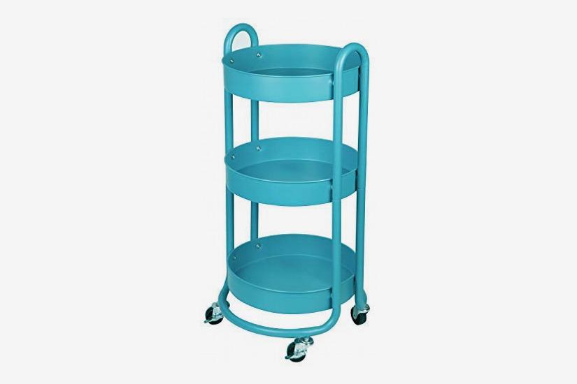 DESIGNA 3-Tier Rolling Storage Cart