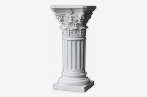 Resinart East Inc. Roman Corinthian-Style Column Pedestal