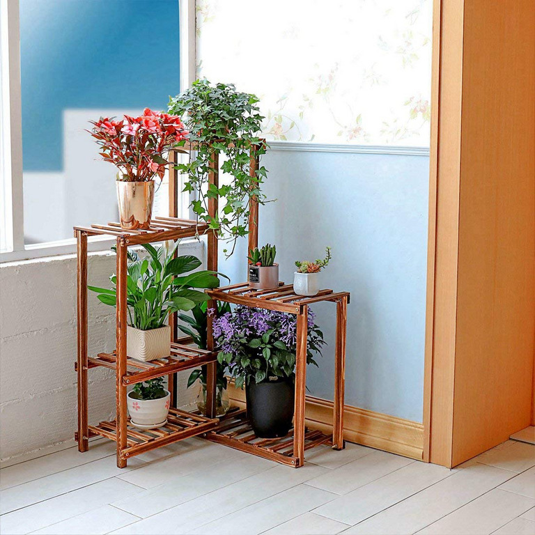 unho 6-Tier Corner Plant Stand
