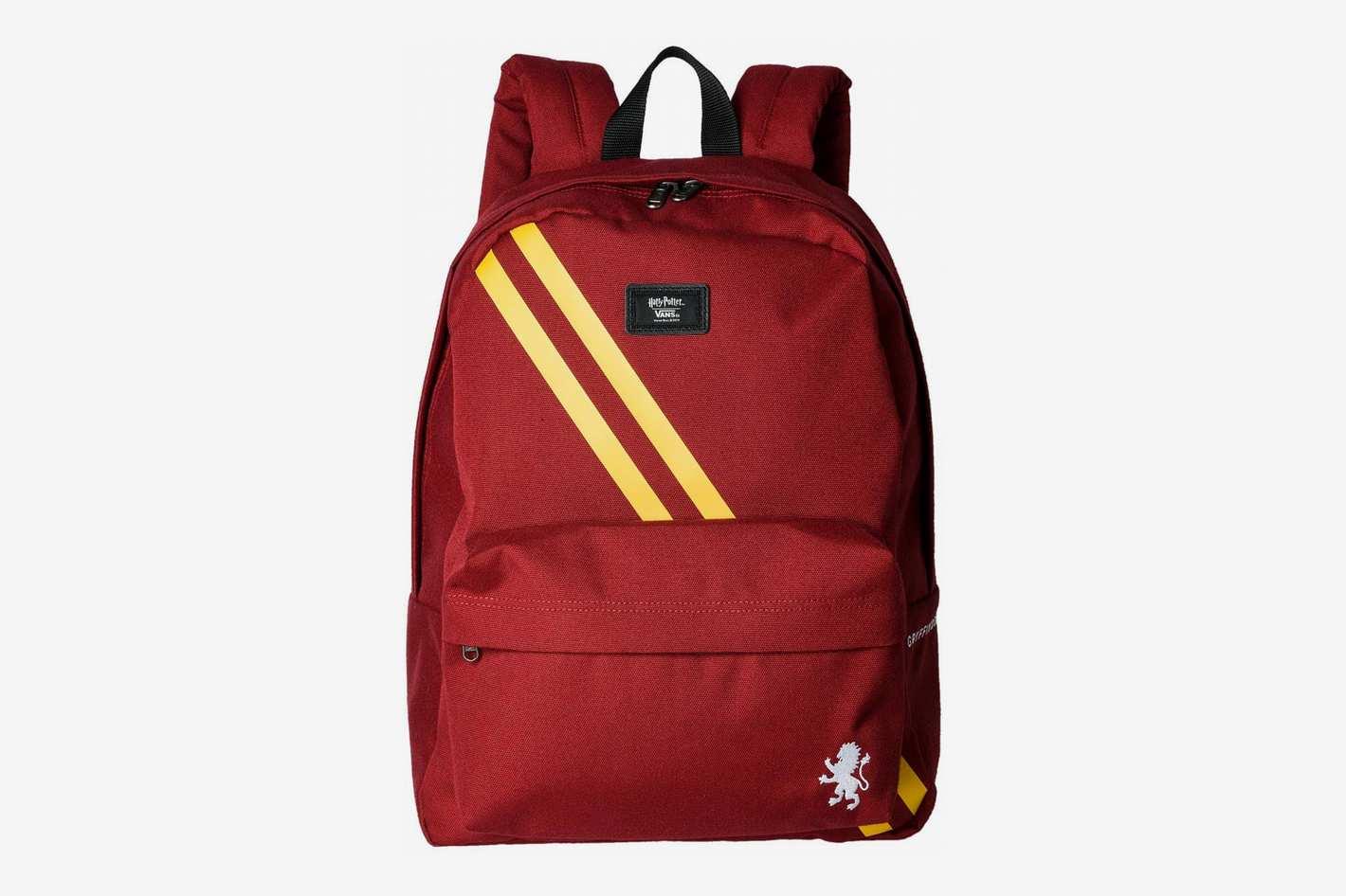 Vans X Harry Potter Gryffindor Backpack