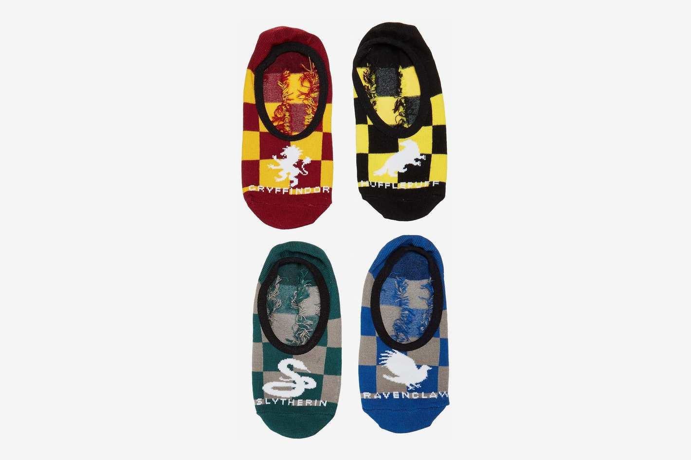Vans X Harry Potter Hogwarts Canoodle 4-Pack