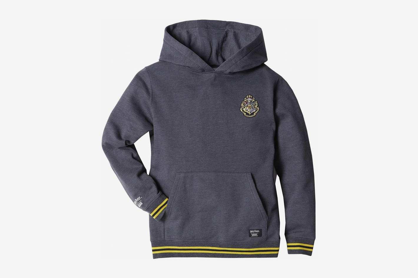 Vans X Harry Potter Hogwarts Pullover Fleece (Big Kids)