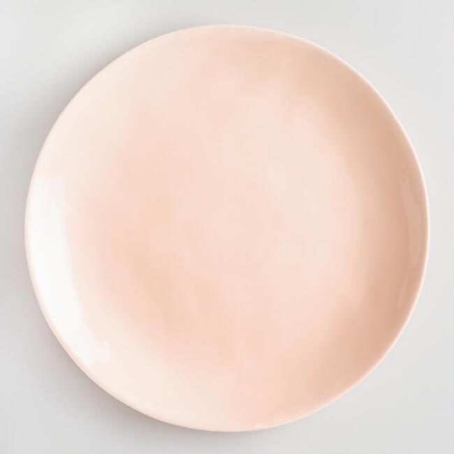 Blush Element Dinner Plates, Set of 4