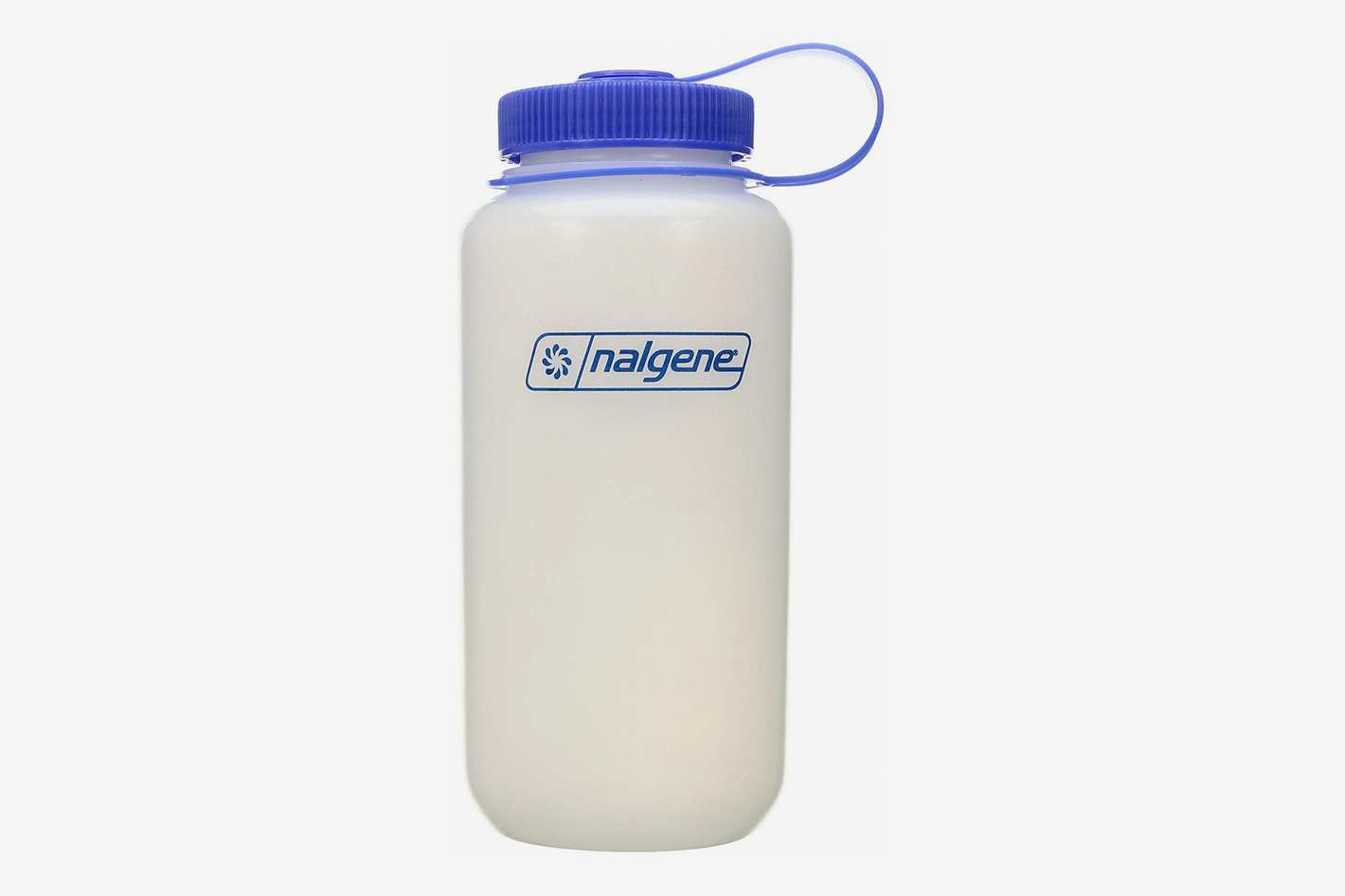 Nalgene HDPE 32oz Wide Mouth BPA-Free Water Bottle