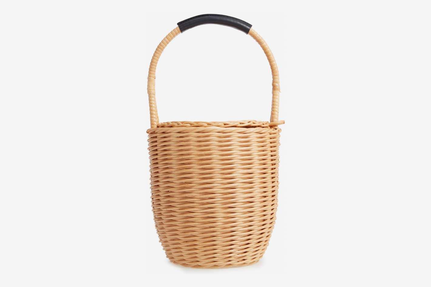 A.P.C. Panier Jeanne Bucket Bag