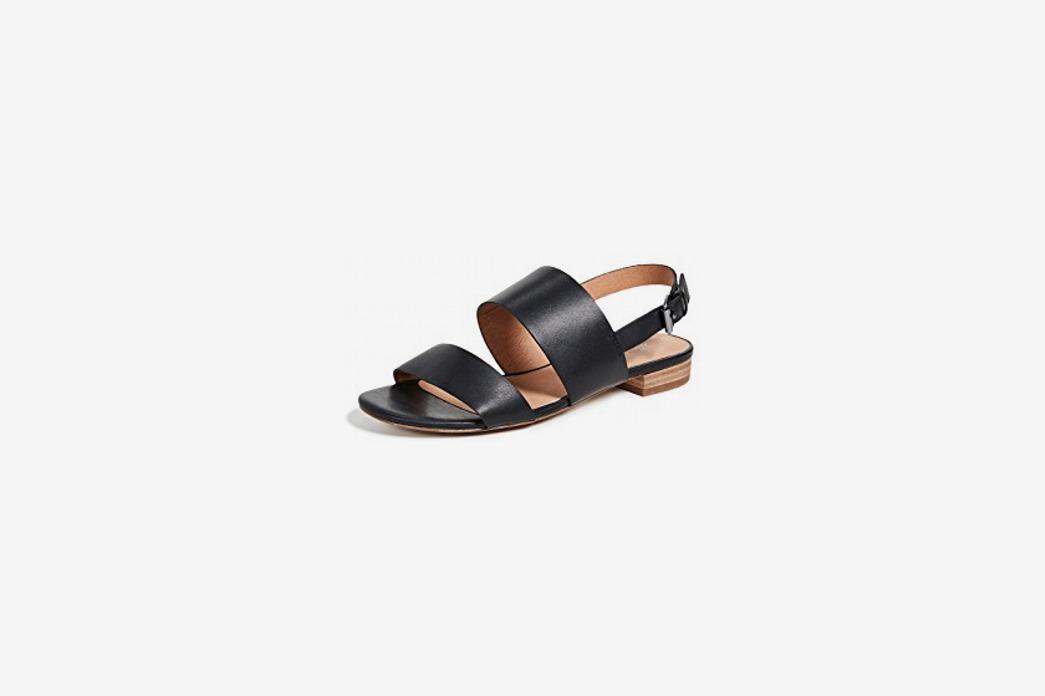 Madewell the Elena Slingback Sandals