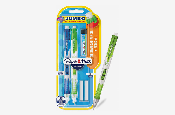 Paper Mate Clearpoint Mechanical Pencils with Refills 2-Pack