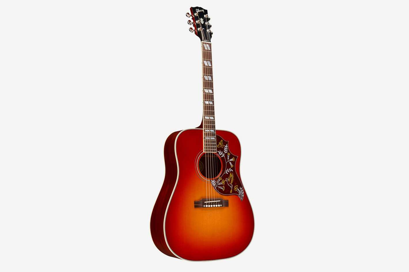 Gibson Hummingbird Acoustic-Electric Guitar, Heritage Cherry Sunburst