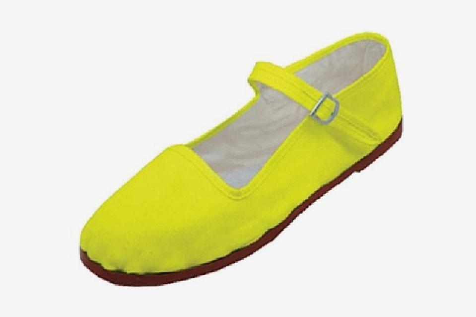 Shoes 18 Womens Cotton Mary Jane Shoes