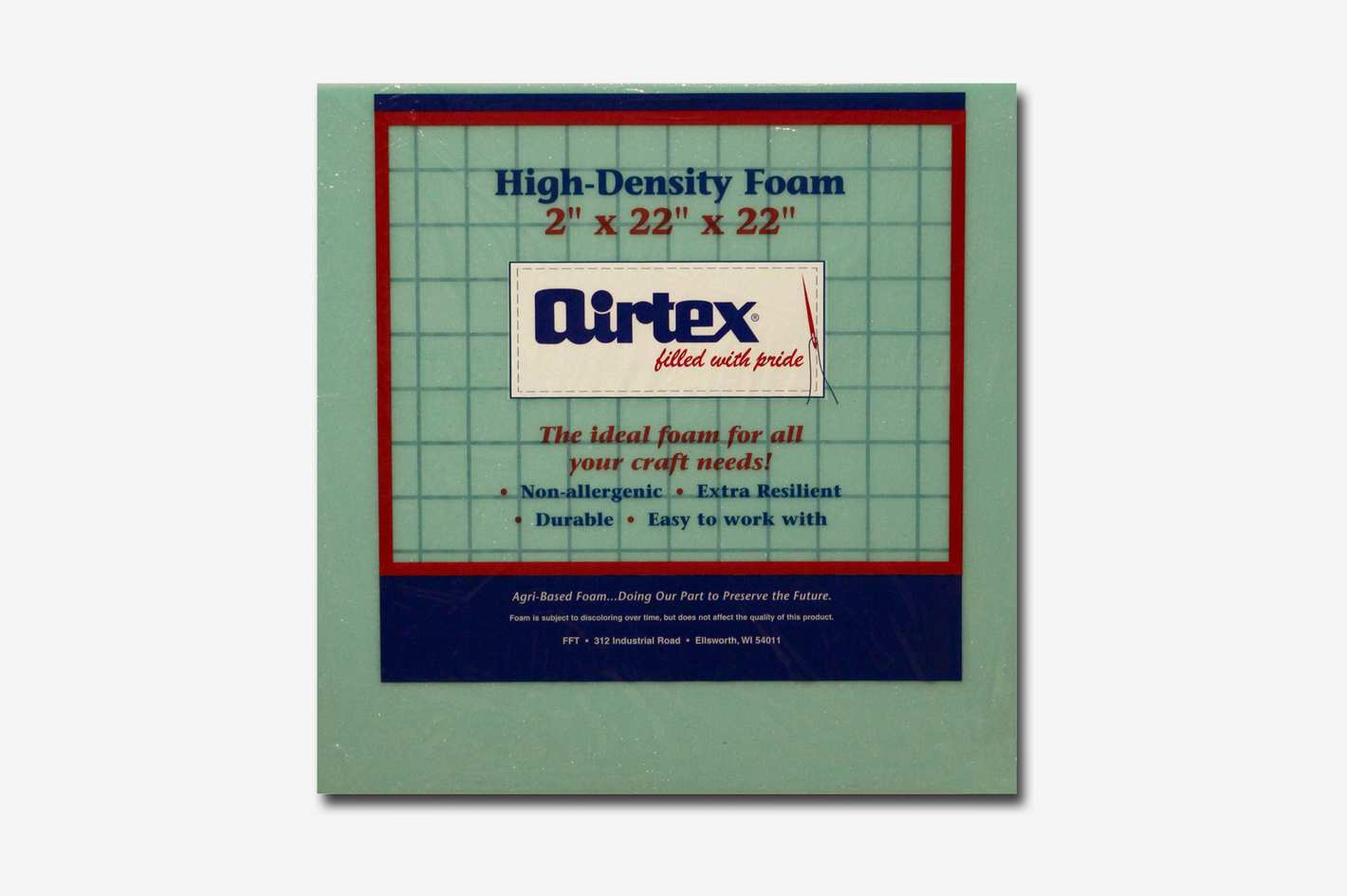 Airtex High Density Foam
