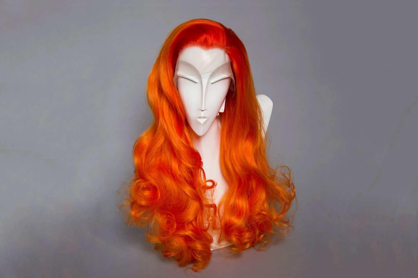 Wig Takeout Mandarin Calpernia