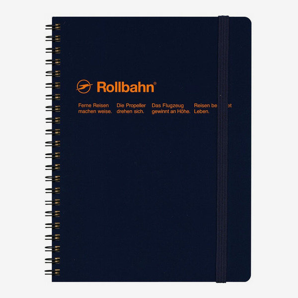 Rollbahn Pocket Memo Notebook