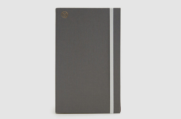 Monocle Wallet Notebook