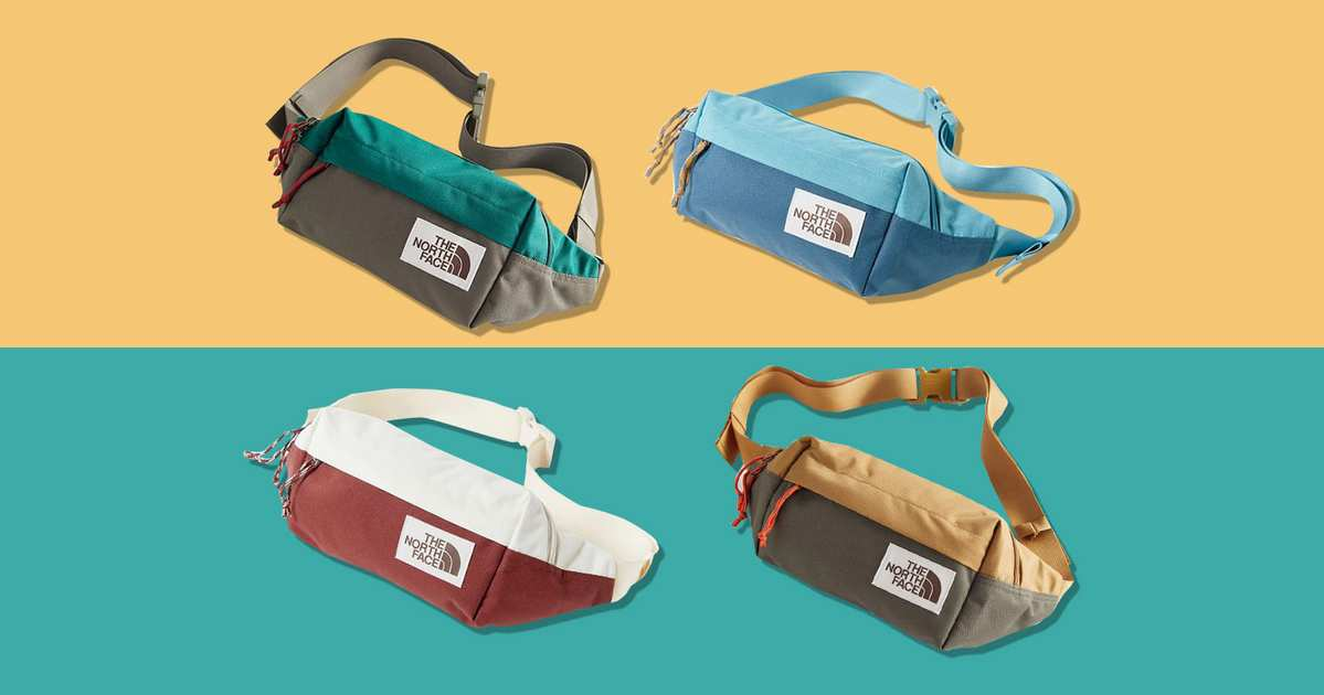Try Out a Belt Bag With This (on Sale) North Face Number