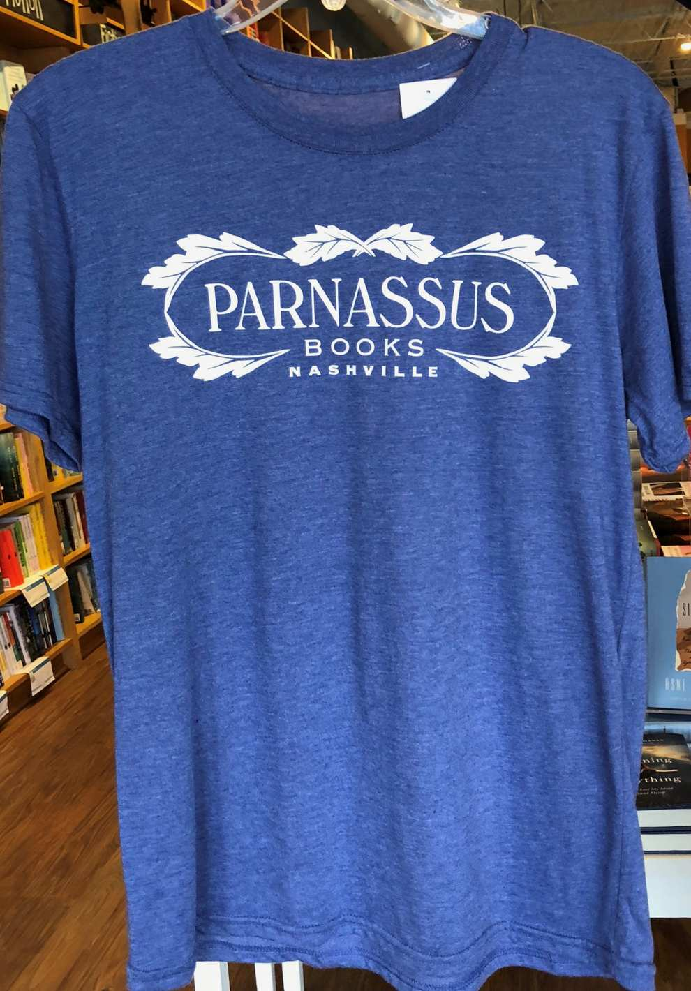 Parnassus Books Short Sleeve T-shirt