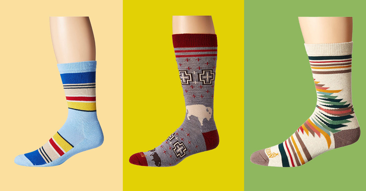 Pendleton Socks Are on Sale at Zappos (for As Low As $8)