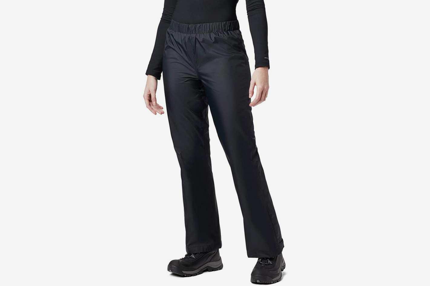 Pantalon de pluie imperméable Columbia pour femmes