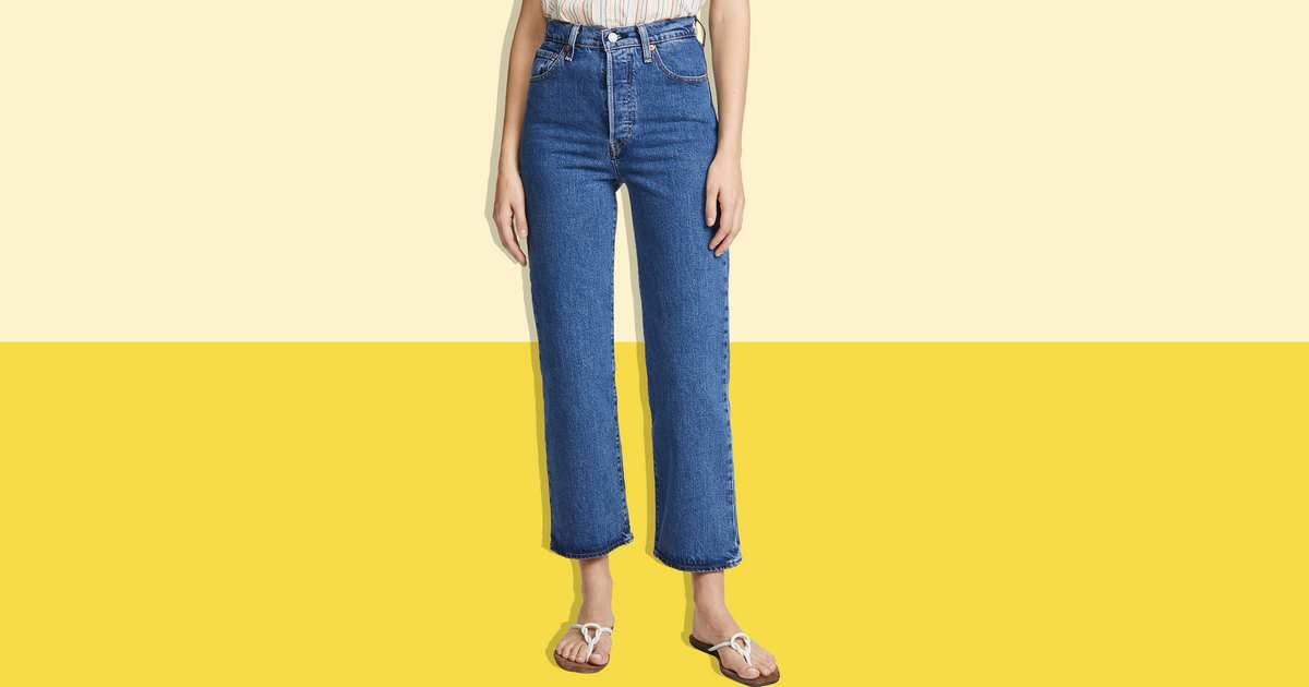 These on-Sale Levi's Are the Goldilocks of Jeans