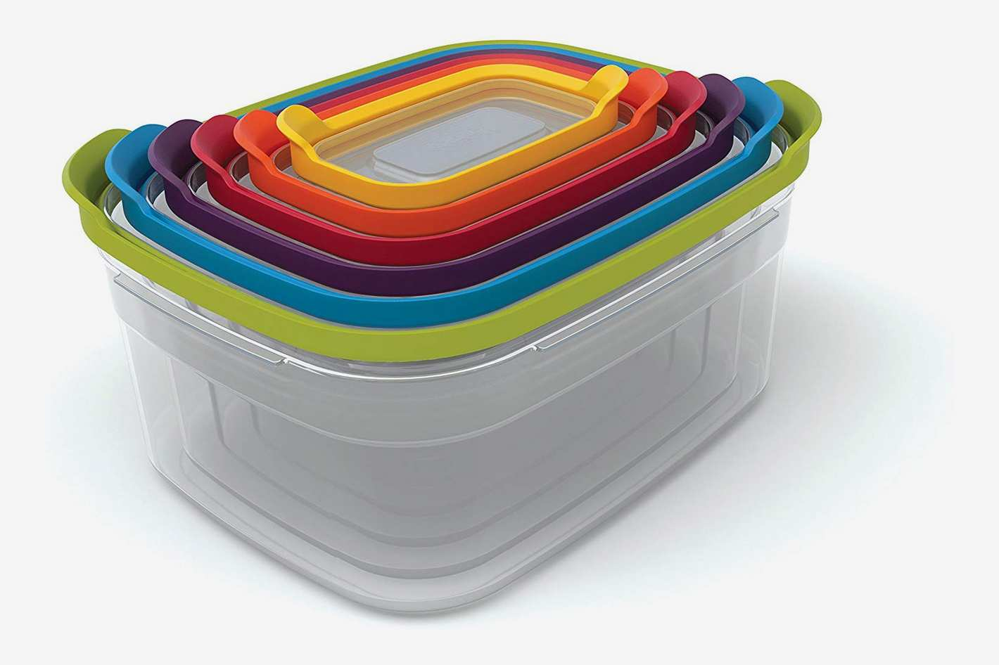 Joseph Joseph Nest 12-Piece Food Storage Container Set
