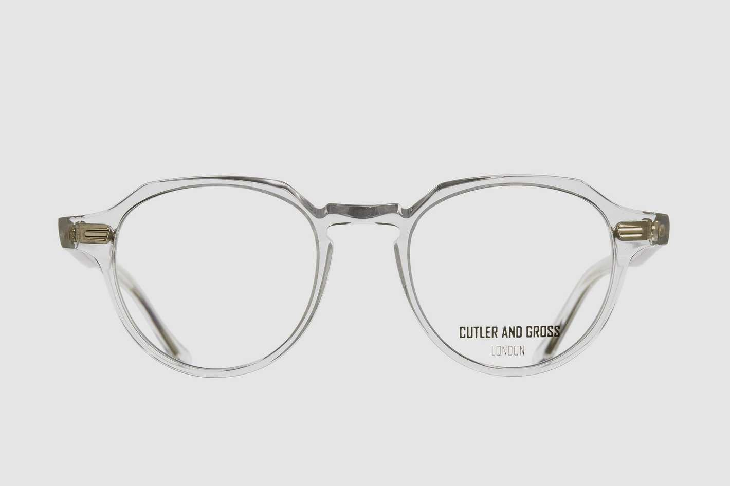 Cutler and Gross 1313-02 Crystal Optical Glasses