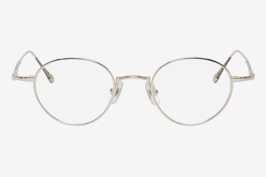 Matsuda Silver Titanium 10189H Glasses