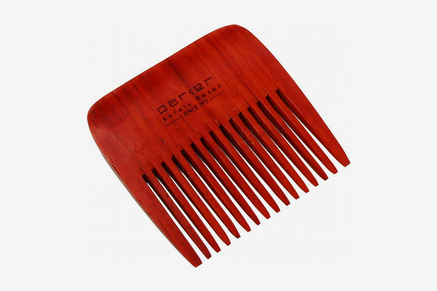 Parker Rosewood Wide Tooth Beard Comb