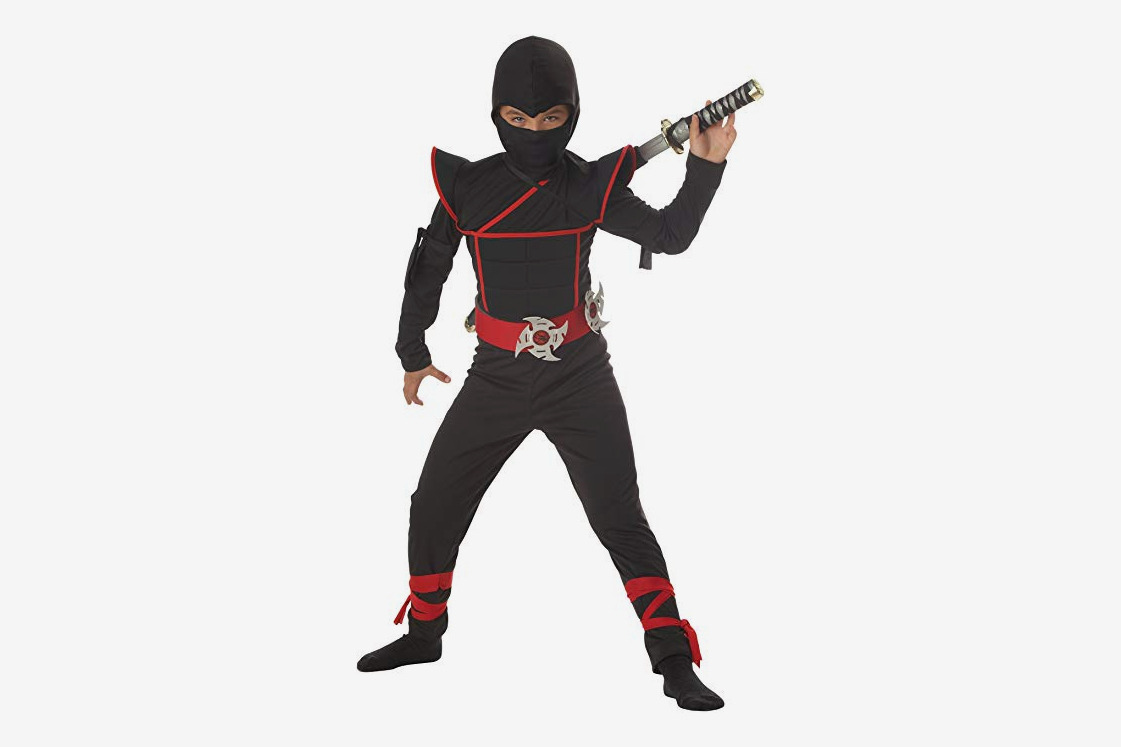 California Costumes Toys Stealth Ninja