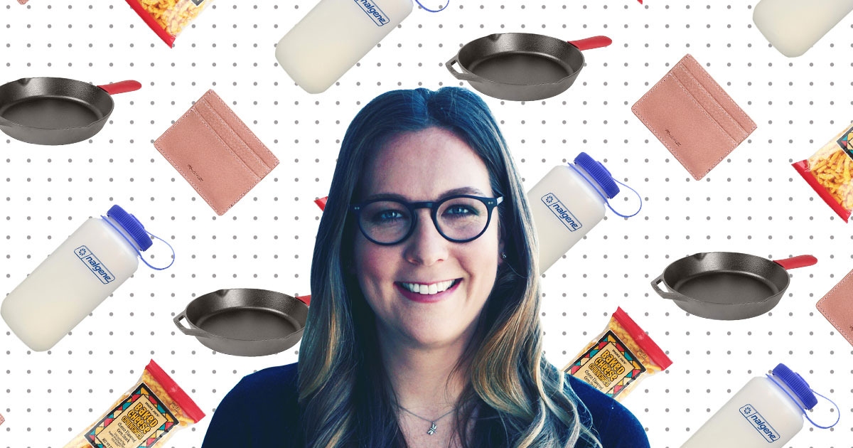 What Restaurateur Emily Hyland Can't Live Without