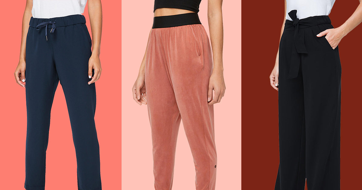 Office-Friendly Lululemon Pants Are Up to 50 Percent Off