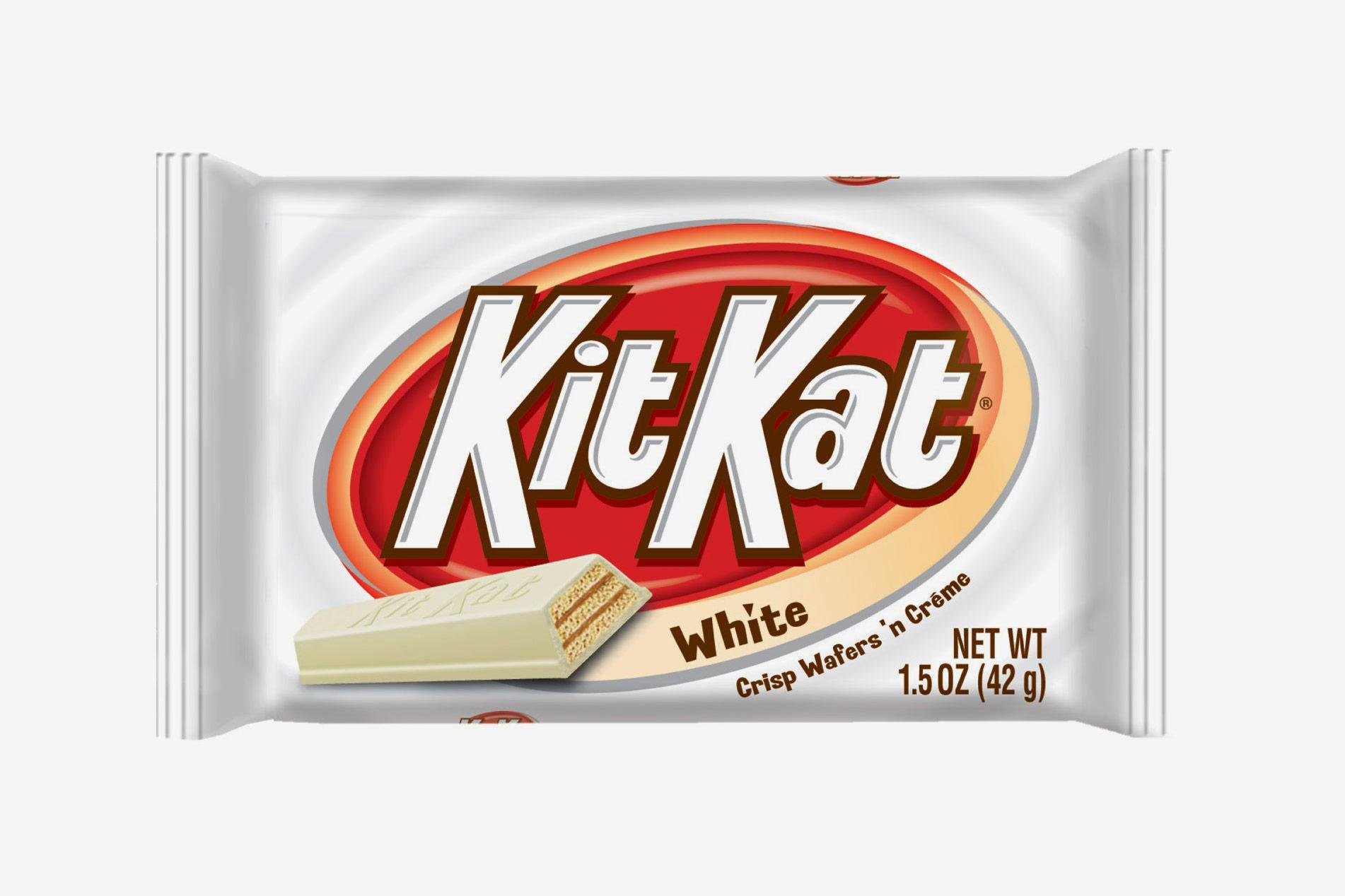 Kit Kat White Creme Wafer Bars Candy