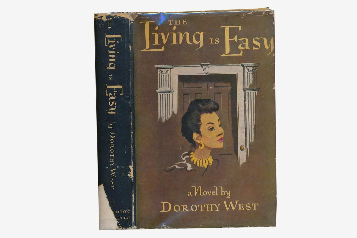 'The Living is Easy' by Dorothy West (First Edition)