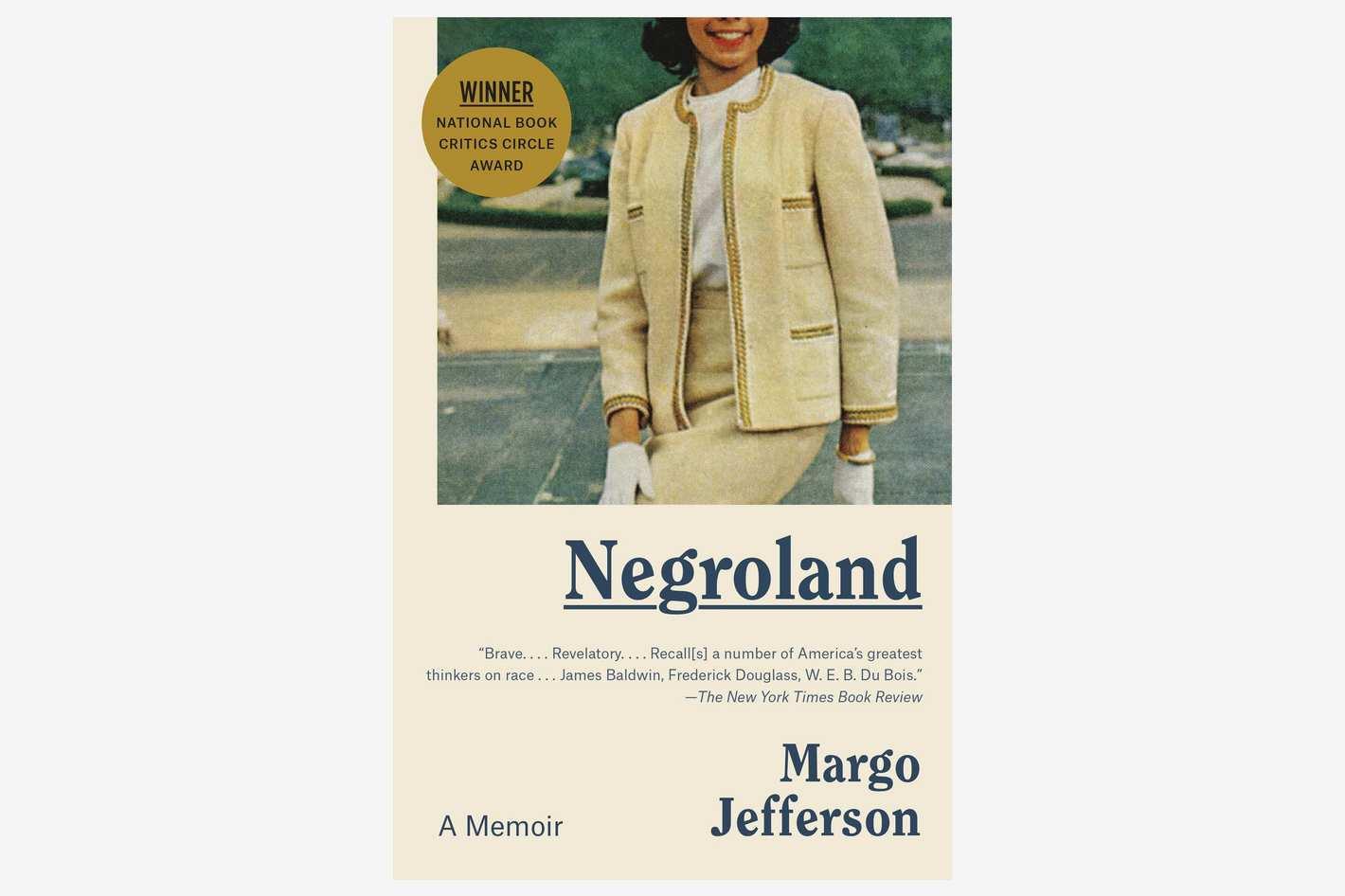 'Negroland' by Margo Jefferson