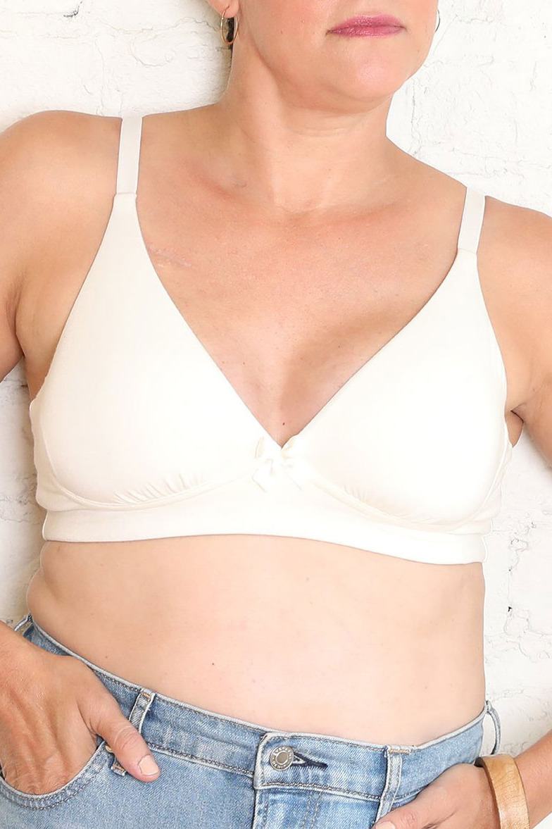 AnaOno Molly Pocketed Plunge Bra