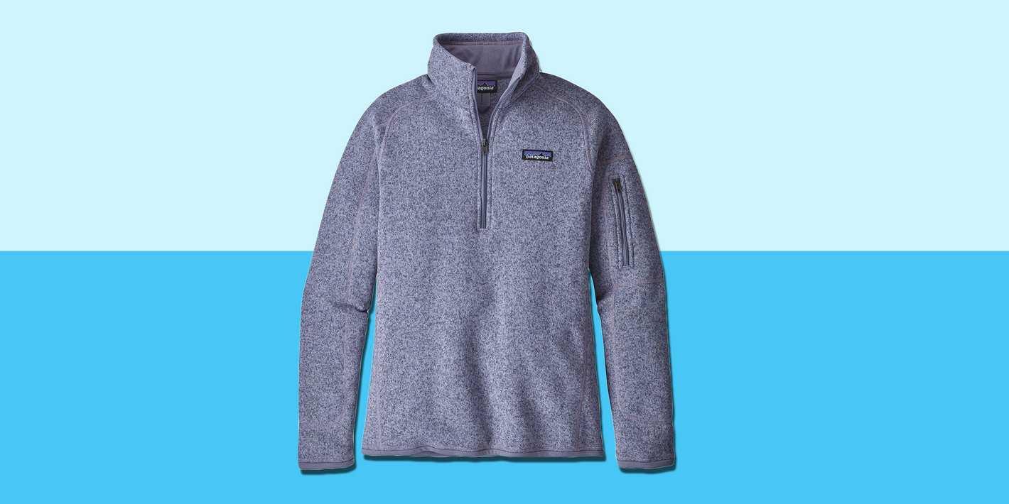 Patagonia Women's Better Sweater 1/4-Zip Fleece Jacket, Classic Navy