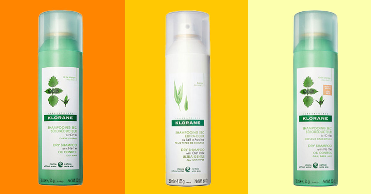 Klorane's Cultish Dry Shampoos Are Half Off at Ulta Beauty
