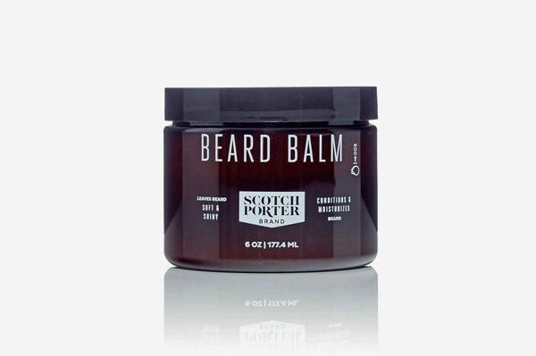 Scotch Porter All-Natural Men's Beard Balm