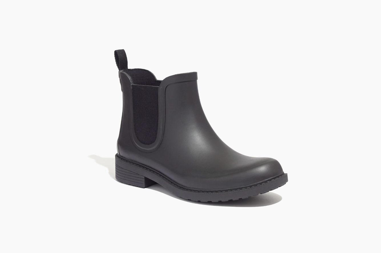 Madewell Chelsea Rain Boot