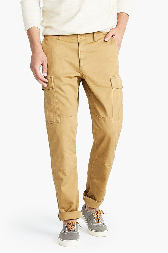 J. Crew 770™ Straight-fit Stretch Cargo Pant